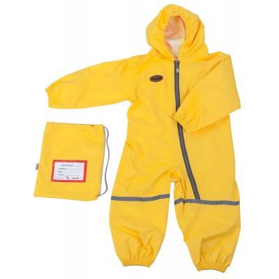 Комбинезон мембранный грязезащитный — желтый