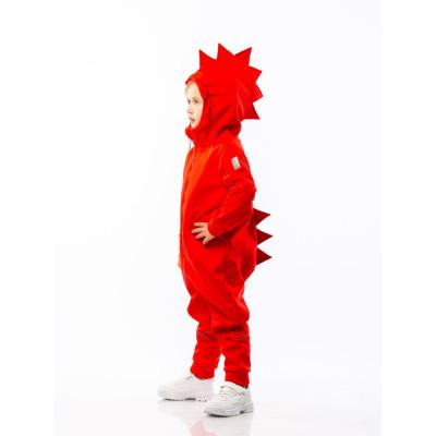 Комбинезон непромокаемый Дино — Красный