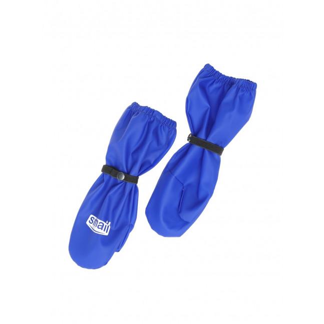Рукавицы Smail синие