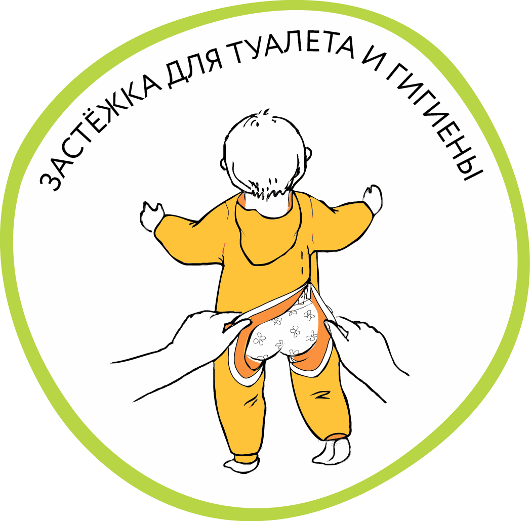 """УМНАЯ"" ЗАСТЕЖКА BAMBINIZON"